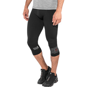 Compressport Running Under Control 3/4 Pirate Pants black